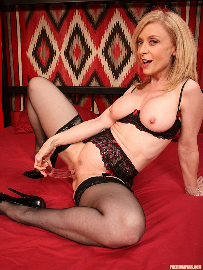 Nina Hartley Toying