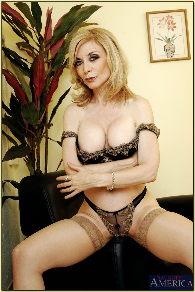 Nina Hartley Lingerie