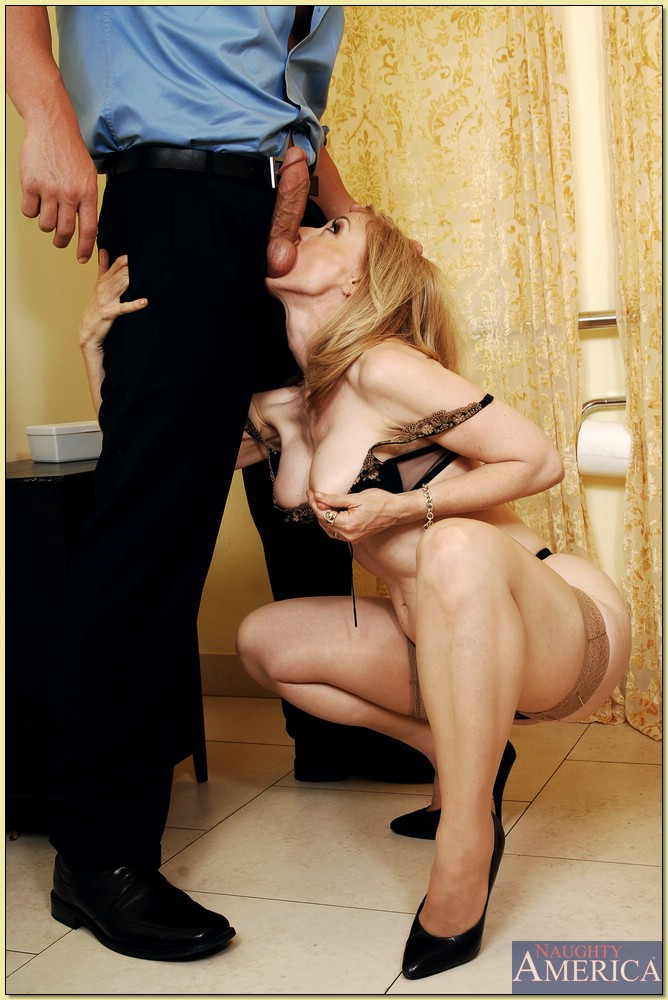 Nina Hartley Balls