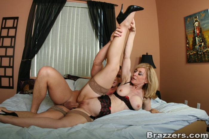 Nina Hartley Long Legs