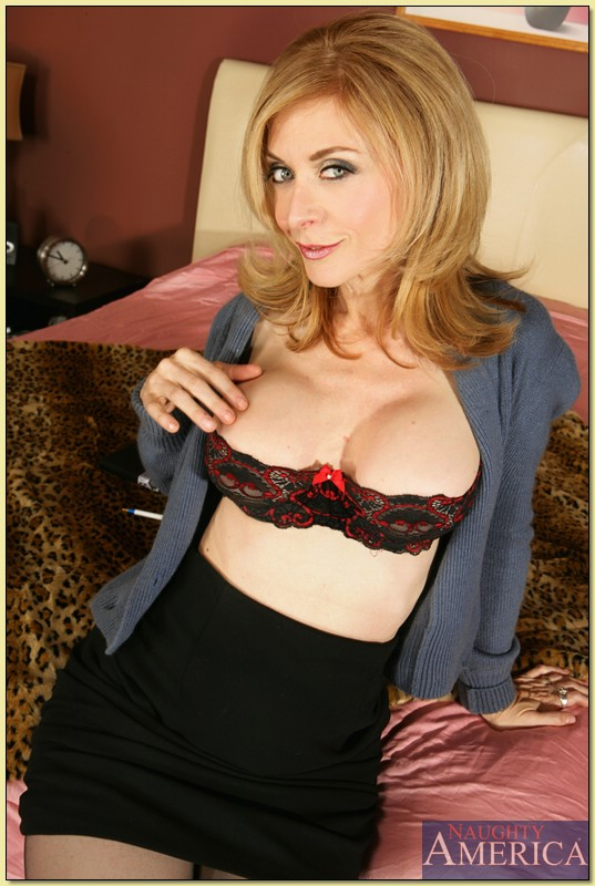 Nina Hartley Bra
