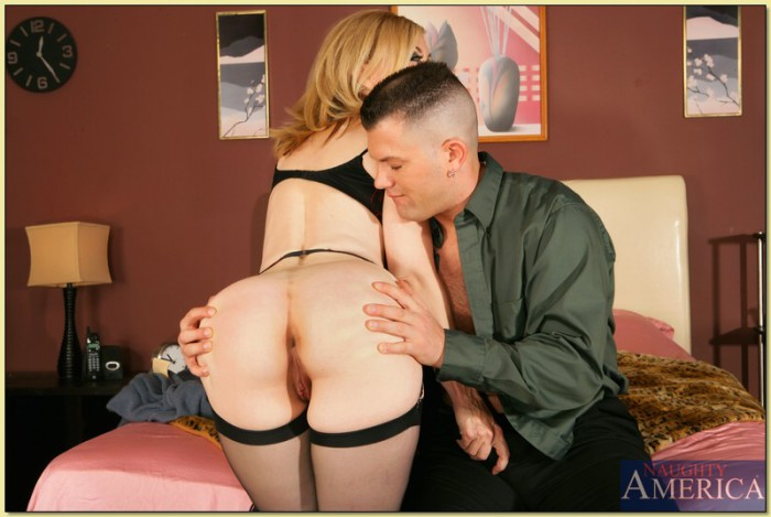 Nina Hartley Ass and Pussy
